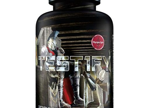 TEST1FY Testosterone Boosting