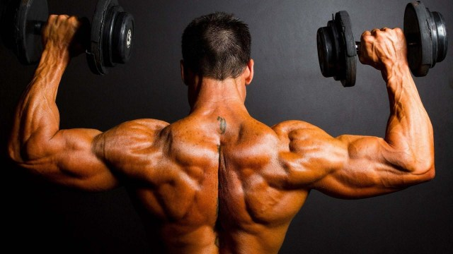 background-muscle-building - Build Muscle Mass Fast