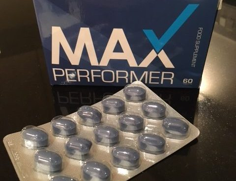 Max Performer – Pills For Keeping You Hard Longer – Review