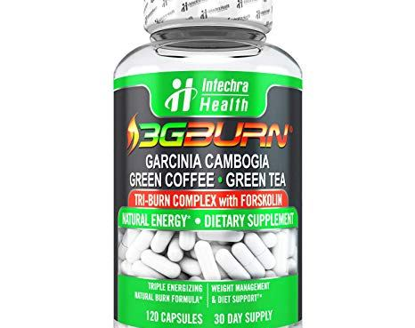 3G Burn Natural Fat Burner Formula