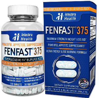 FenFast 375 - Top 3 Phentermine Alternatives