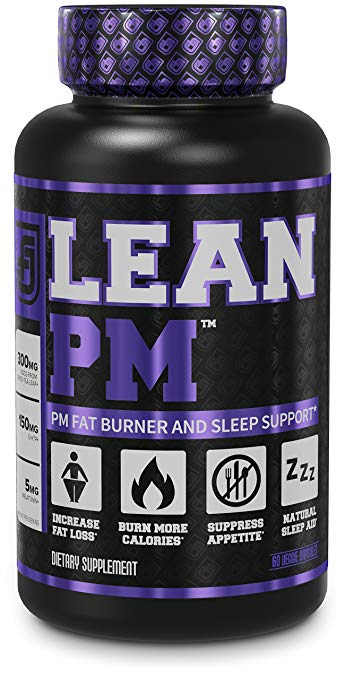 LEAN PM Night Time Fat Burner Review