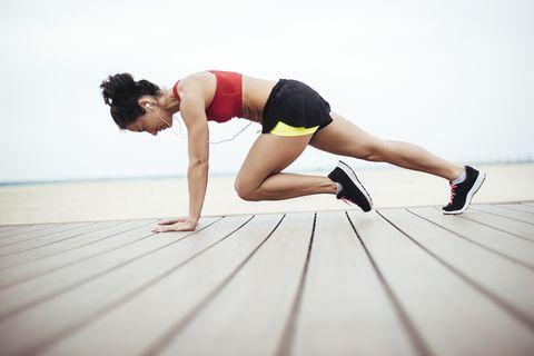 exercise - Lose Weight During Quarantine