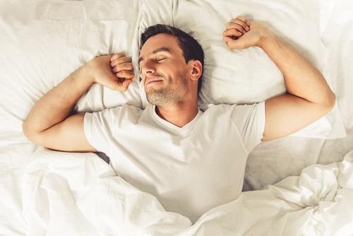 7-8 Hours of Sleep Regularly