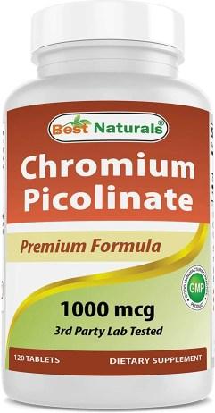 Chromium Picolinate - OTC Appetite Suppressants
