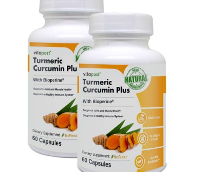 The Health Benefits of Turmeric and Curcumin