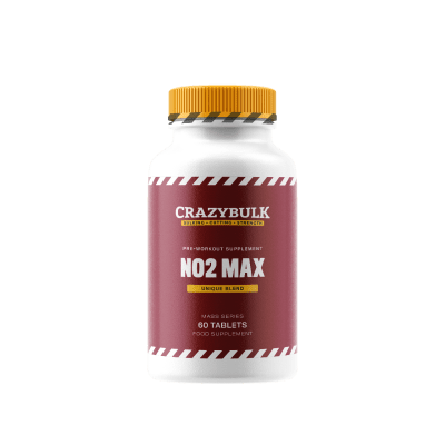 NO2-Max Strength Building Legal Steroids