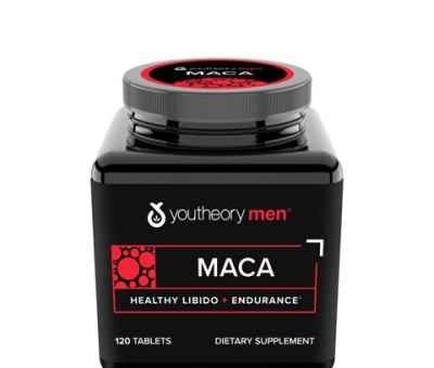 Youtheory Men's Maca Advanced with Peruvian Ginseng - Review