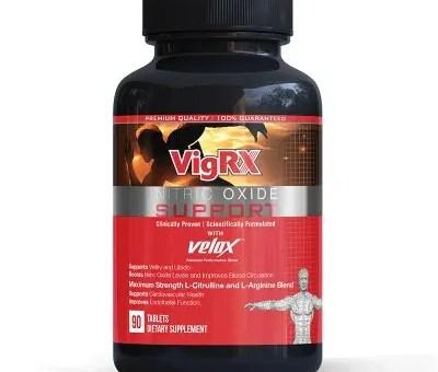 VigRX Nitric Oxide Support