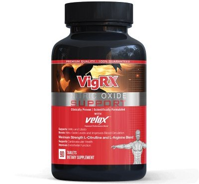 VigRX Nitric Oxide Support