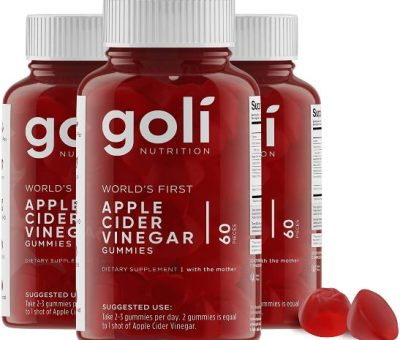 Top 3 Apple Cider Vinegar Supplements