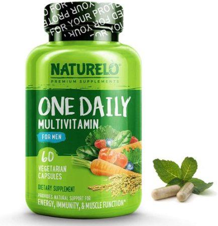 Naturelo One Daily Multivitamins for Men