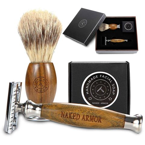 Best Safety Razor Kit for Men
