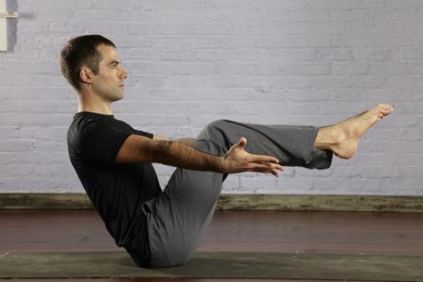 Many Yoga Benefits for Men