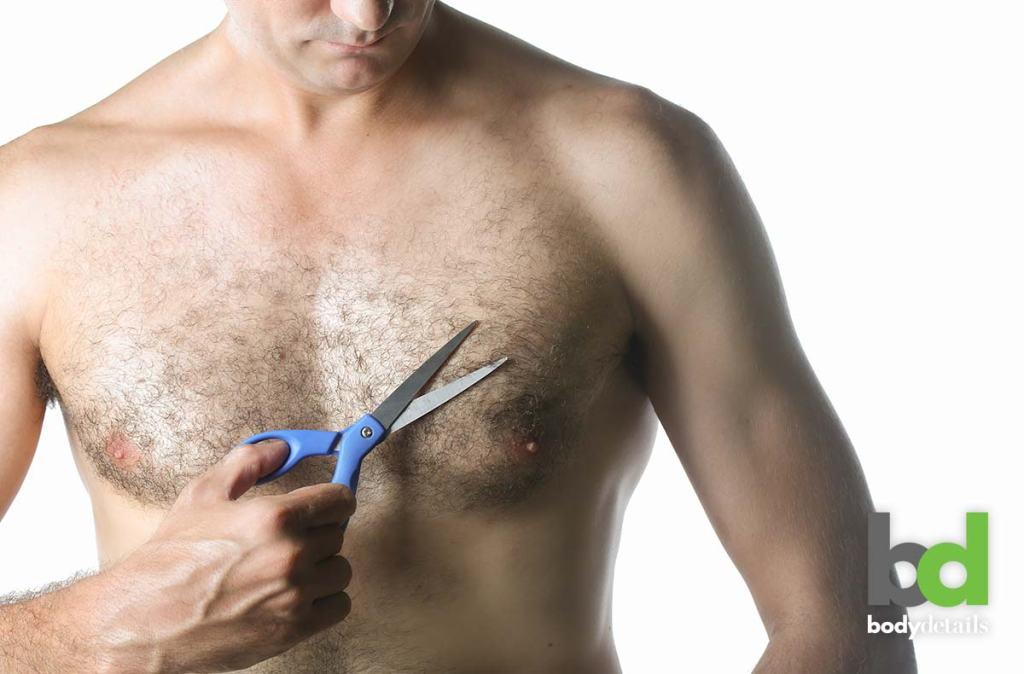 mens hair removal