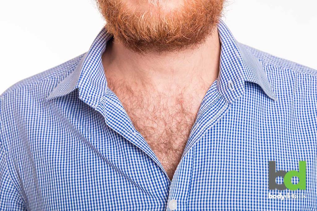 laser chest hair removal