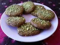 2 Ingredient Pistachio Biscuits are sure to impress.