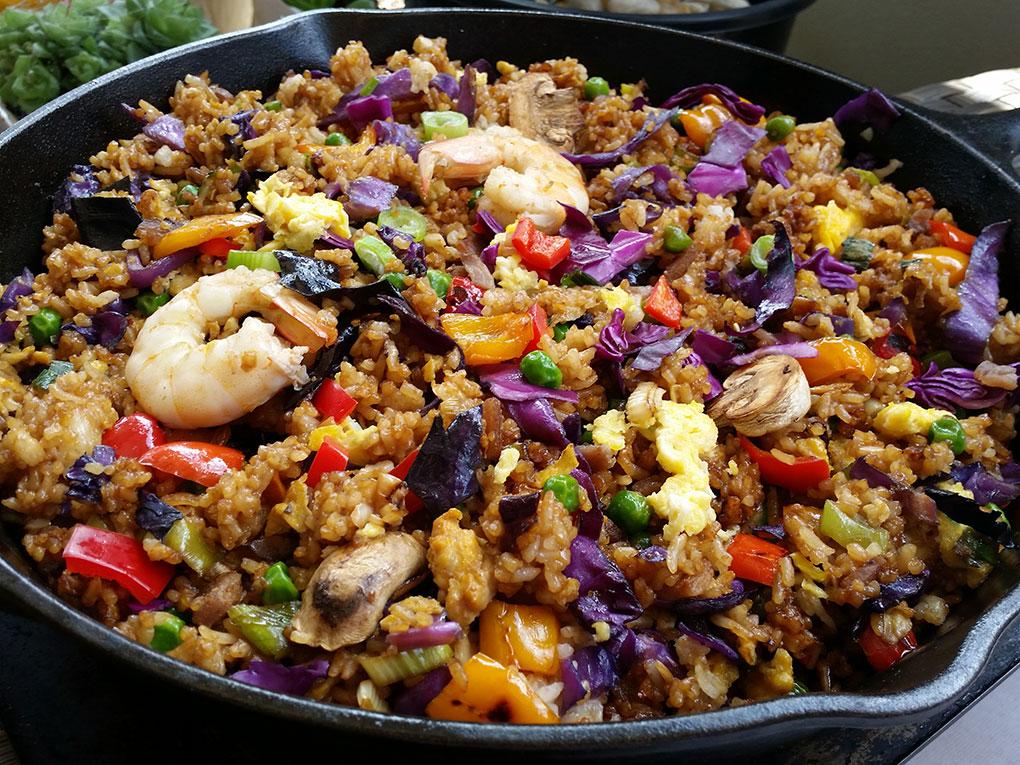World's Best Fried Rice
