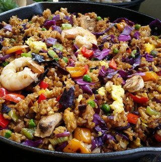 World's Best Fried Rice