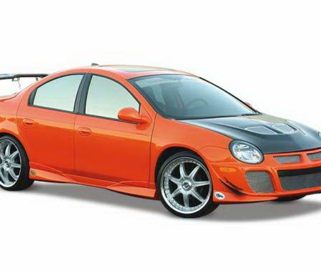 Wings West Dodge Neon Wings West Racing Series Complete Body Kit Without Flares 8pc