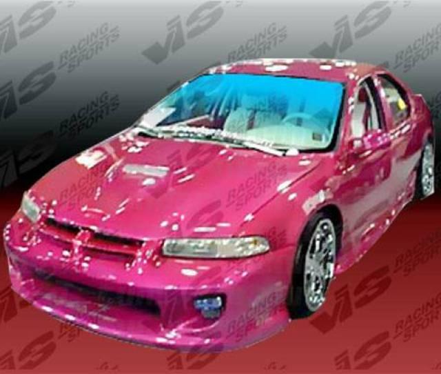 Vis Racing Dodge Stratus 4dr Vis Racing Kombat Full Body Kit 95dgstr4dkom 099