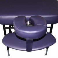Affinity Athlete Sports Massage Couch face cradle and armrest
