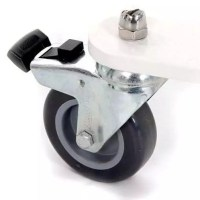 Castors for easy movement