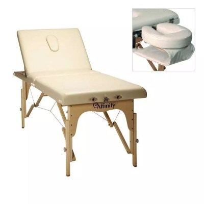 Affinity Portable Flexible Plus Massage Table Package
