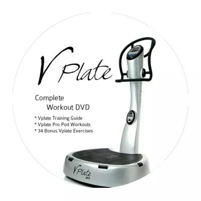 Vplate pro Exercise DVD