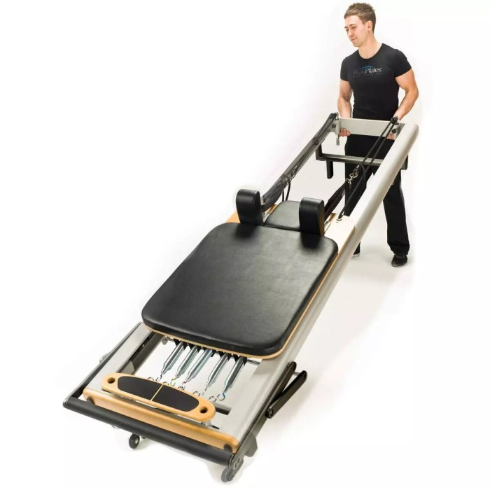 Peak Pilates Fit Reformer