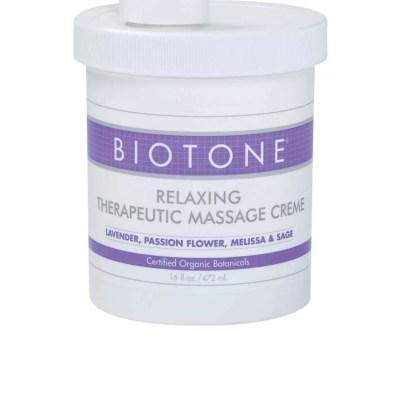 Biotone Relaxing Creme 472ml