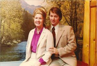Buck and Alice in the early years