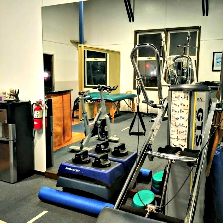 Total Gym Exercise Equipment