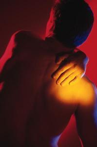 massage red