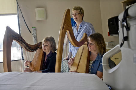 Music thanatology: Prescriptive harp music as palliative ...