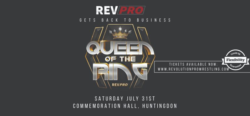 Rev Pro Queen Of The Ring