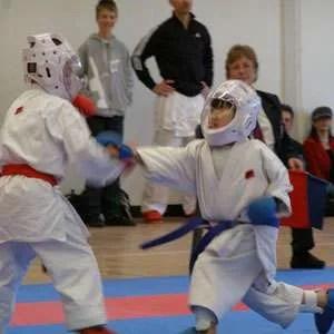 Karate Kids Kumite Gakyu Zuki