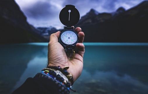 Intuïtie je innerlijk kompas
