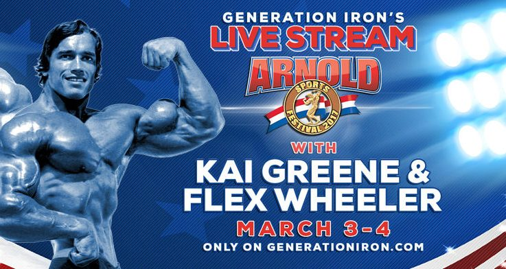 Generation Iron 2 Stream German