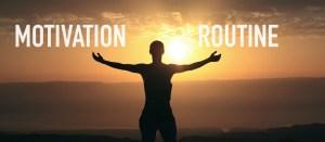 MOTIVAZIONE E ROUTINE | IL CUORE DELL'ALLENAMENTO