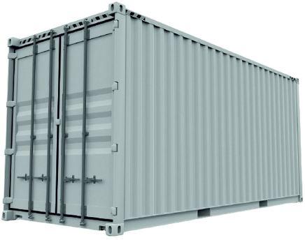 20 Fuß Seecontainer