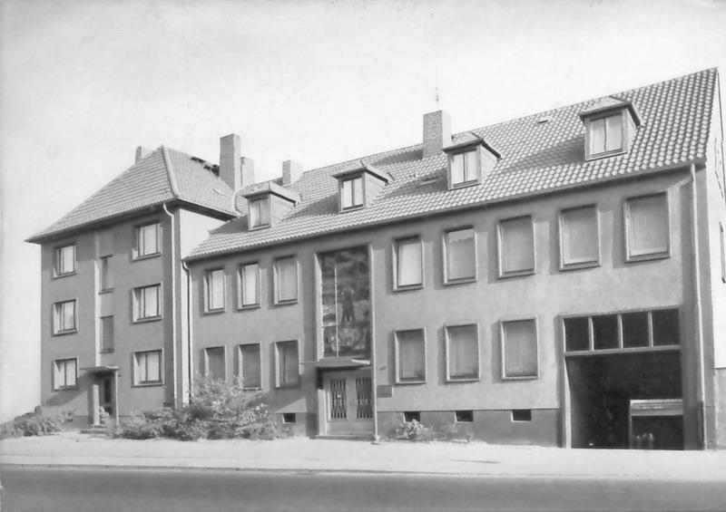 Verwaltung Duisburg-Ruhrort