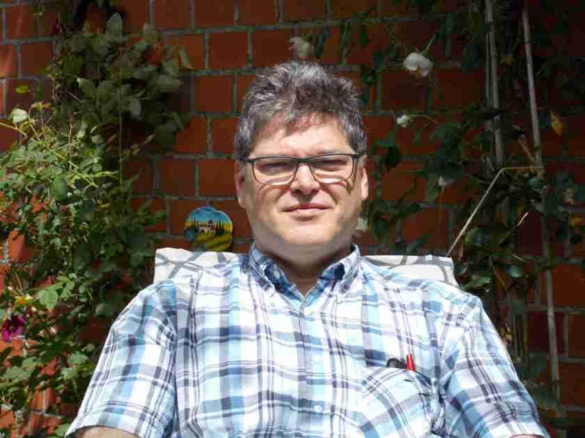 WEBMASTER<br> Ronny Desmedt