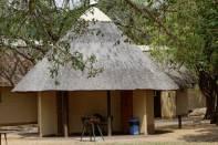Haus im Satara Camp (Kruger NP)
