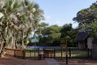 Swimming Pool in Letaba (Kruger NP)