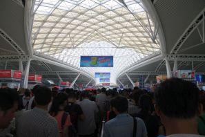 Bahnhof Guangzhou Süd