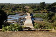 Brücke über den Olifants River