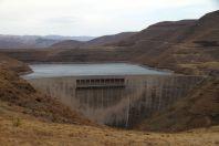 Katse Staudamm