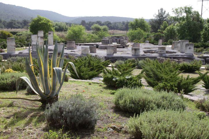 Tempel von Messa