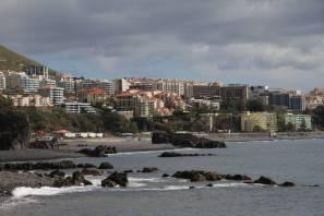 Hotelviertel bei Funchal